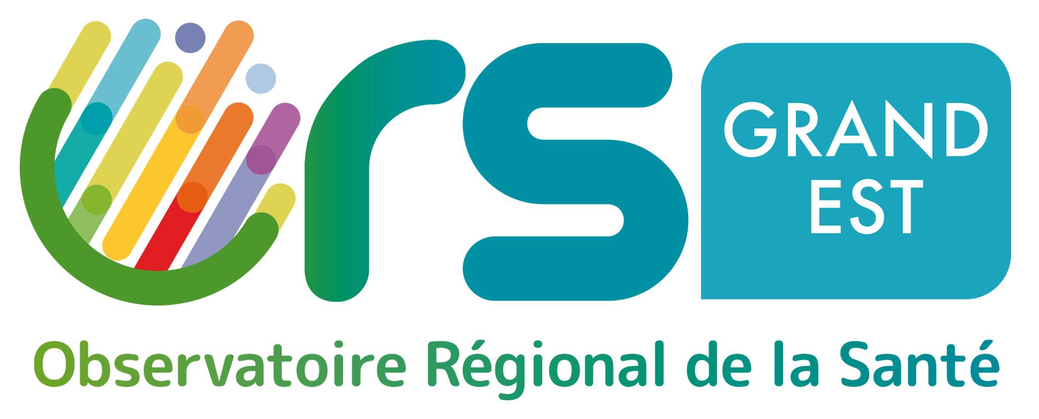 Observatoire Régional de la Santé Grand Est logo