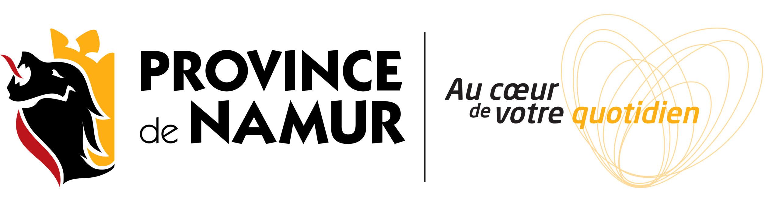 Province de Namur logo